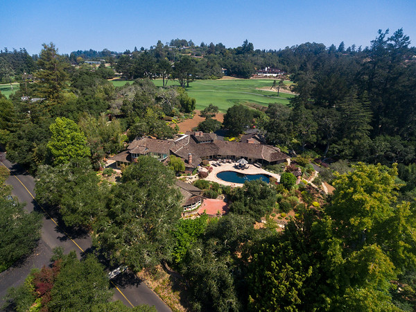 "30 Pasatiempo Dr ""The Mushroom House"" in Santa Cruz"