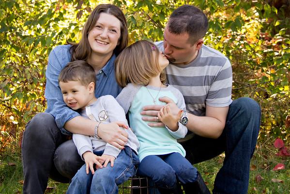 Hart Family | September 2014