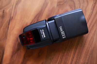 Canon Flashes and Radio Poppers