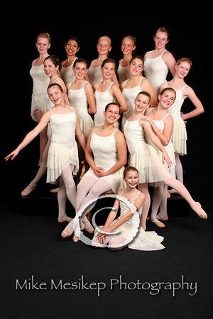 Ballet 5 - 3:45