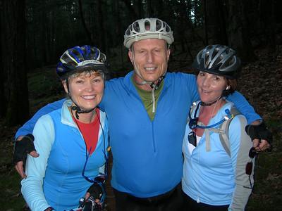 Annadel Mountain Biking 11/18/07