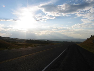 CHAPTER 1.  Denver to Cody Wyoming via 1-25 to Casper then onto state highways