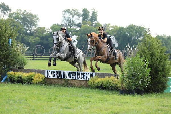 Long Run Hunter Pace 2018