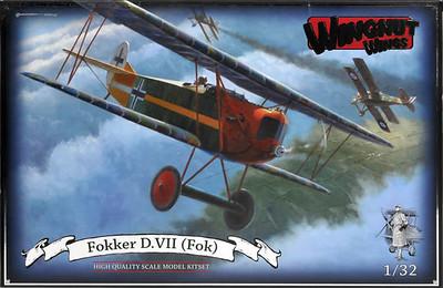 WnW Fokker D.VII F