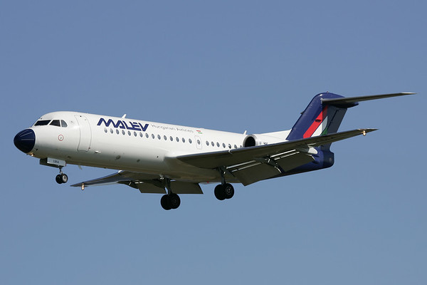 HA-LMA - Fokker 70