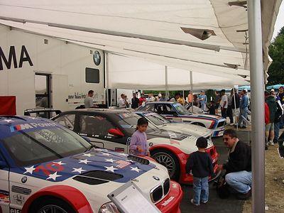 BMW's American racing heritage