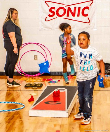 Winder Elementary Spring Carnival & Sonic 2019