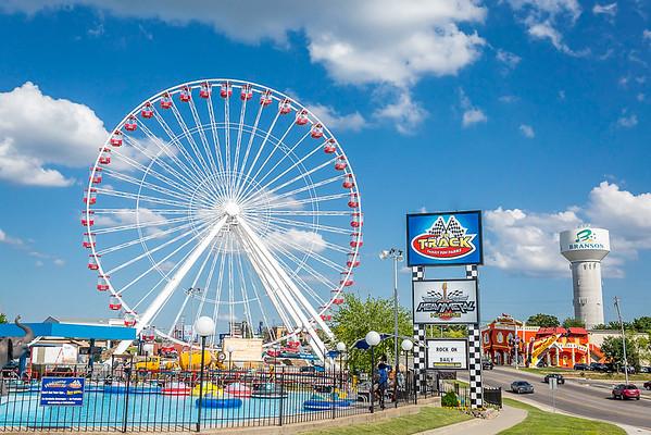 Branson Ferris Wheel 2016