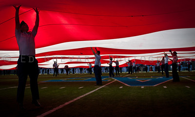 USAFA vs TCU 9-11 Superflag