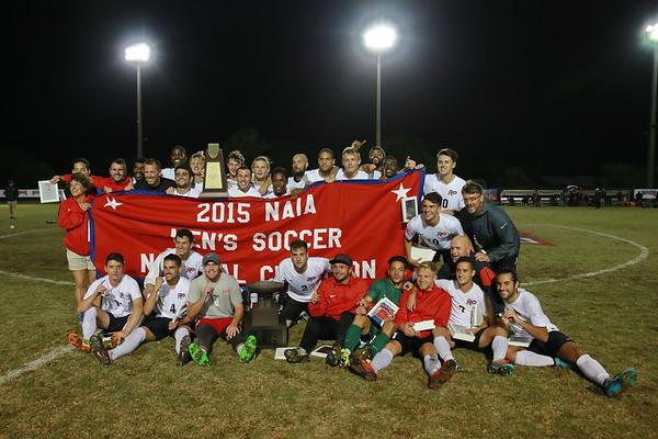 Championship Game - Rio Grande vs MidAmerica Nazarene