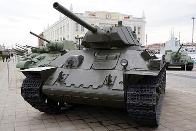 UMMC Military Museum in Verkhnyaya Pyshma - Part 1
