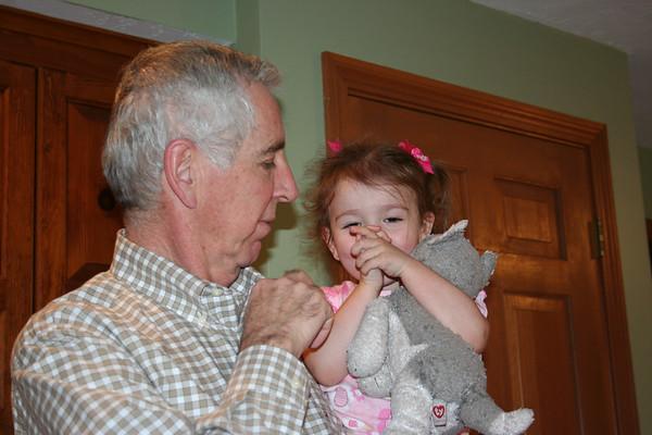 Joe's First Birthday & Betty's Birthday