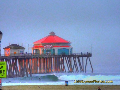 ALL MAY 2021 DAILY SURFING VIDEOS * H.B. PIER