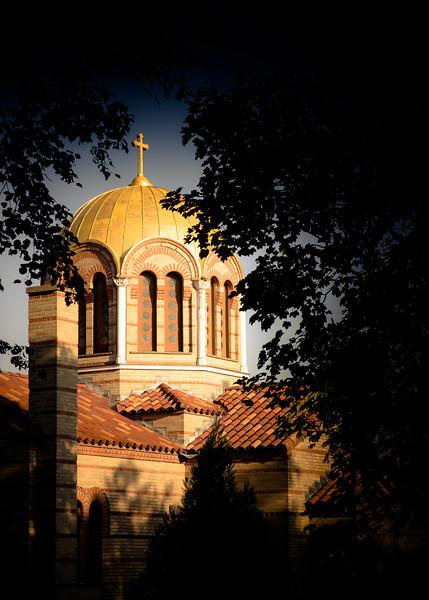 Holy Cross Chapel