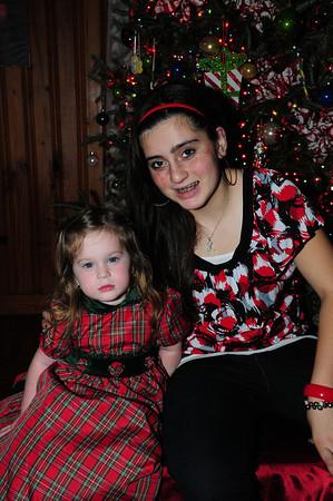 Sue's Family Christmas Photos-2011
