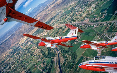 Canadian Forces Snowbirds Squadron