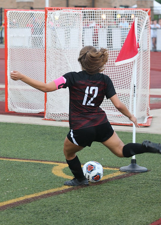 6/2021 Girls Varsity Soccer vs Troy Athens HS