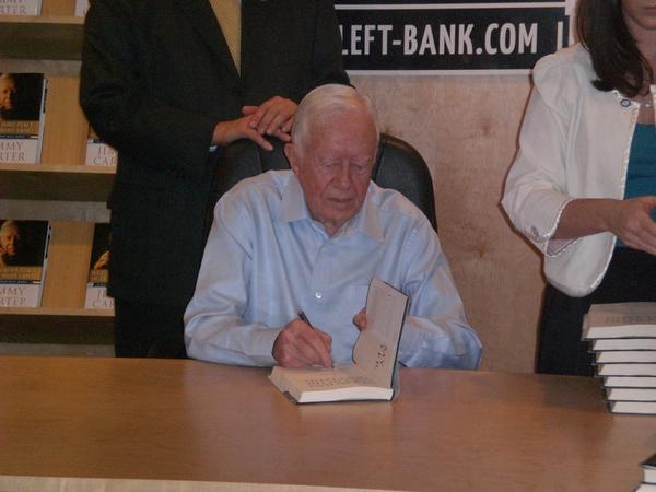 Jimmy Carter - February 2009