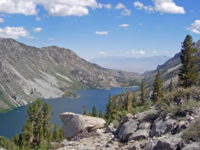 Midnight Lake Backpack 2008