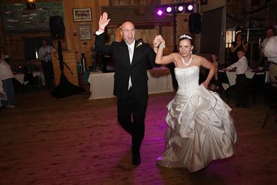 Damian and Megan Wedding
