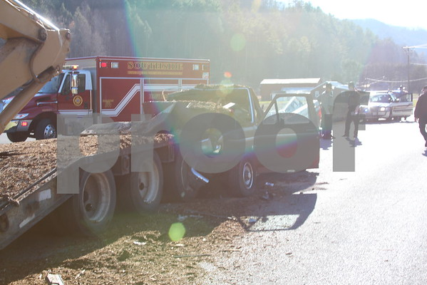 Fatal Wreck on Temple Hill Road - December 2014