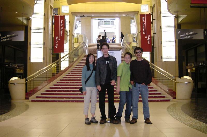 2002 03/30 to 04/06: Max and Didi Visit US