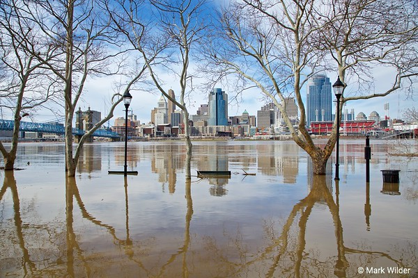 Cincinnati Flood 2015