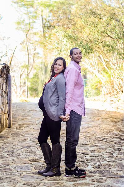 Cameron + Garrett {Maternity}
