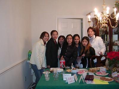 Sisterhood at Dawn's House