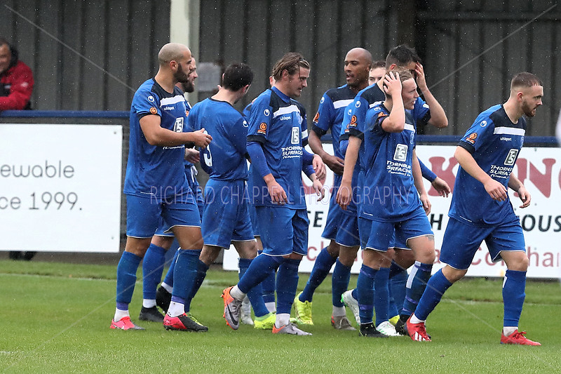 CHIPPENHAM TOWN  V  POOLE TOWN (F.A. CUP) MATCH PICTURES 3rd OCTOBER 2020