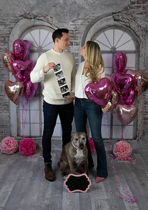 Surprise! We're Expecting!!