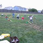 Kailin's Kindergarten field day