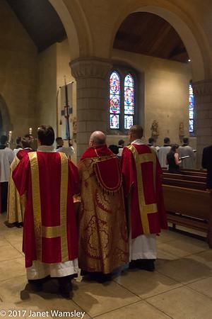 2017 Pentecost Sunday