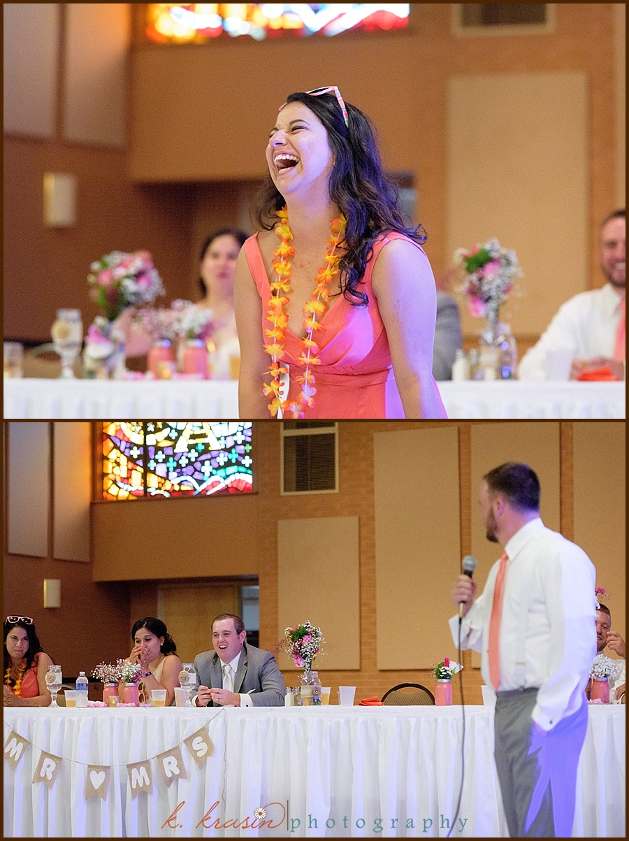 Maid of Honor and Best Man Speech