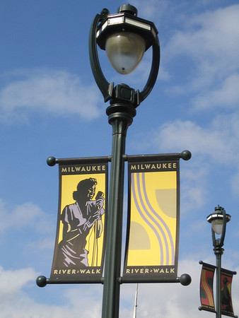 Riverwalk Milwaukee, WI