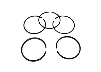 LEYLAND NUTFIELD ENGINE PISTON 5 RING SET AHM9014