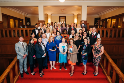 Victoria Community Leadership Awards 2019