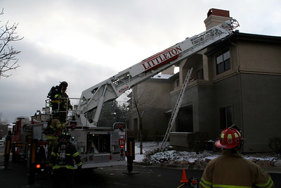 Timberhawk Apartment Fire
