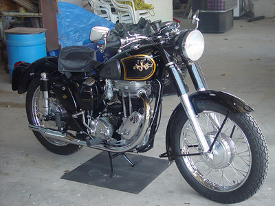 North Texas Norton Owners Association.