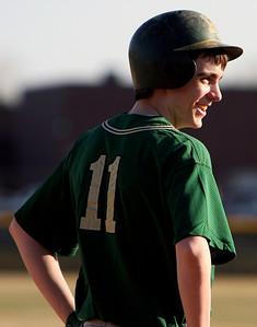 Varsity Baseball 4-14-2009