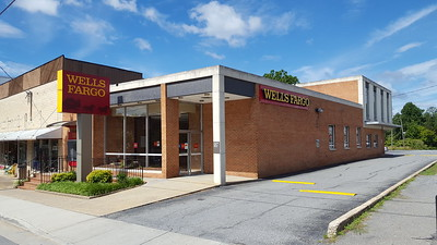 SOLD - 6,020 Sq.Ft. Bank Building