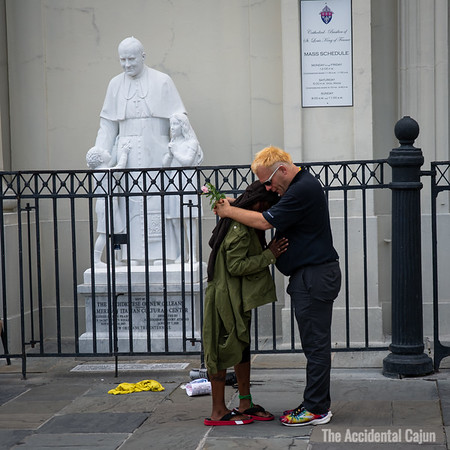 George Floyd Protests and Prayer, New Orleans 2020