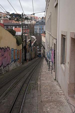 Elevador do Lavra, Lisbon