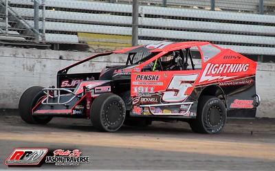 Super DIRTcar Series at OCFS - 8/12/21 - Jason Traverse