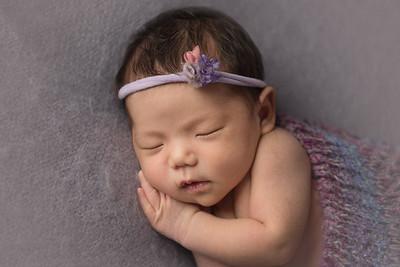 Isabella Yiyi Liu Newborn