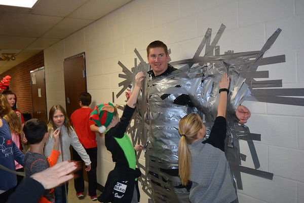 Duct Taping Mr. Vagedes - Award