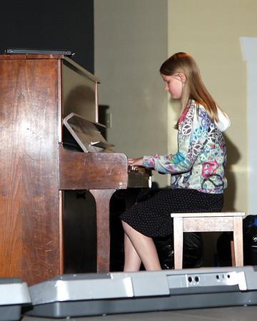 MusikGarten Recital - MAY 2012