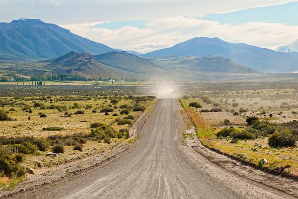 Vers l'estancia Nibepo - Route 40