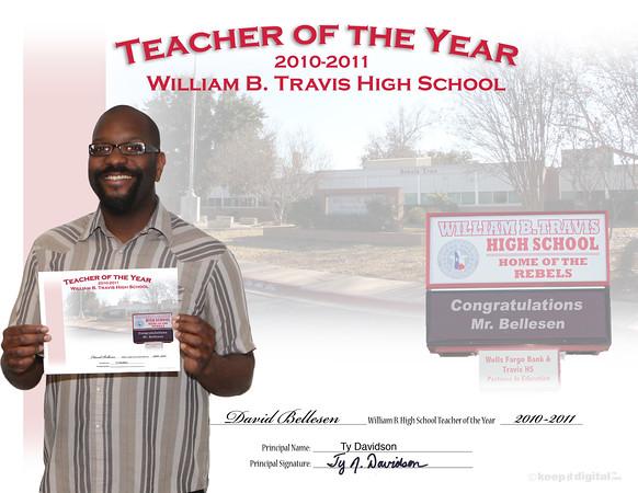 Travis HS