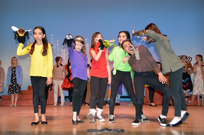 ALFie Company Presents 'James and the Giant Peach Jr.'